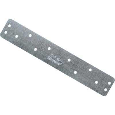 Simpson Strong-Tie 1-3/8 in. W. x 8 in. L Steel 12 Gauge Strap Tie