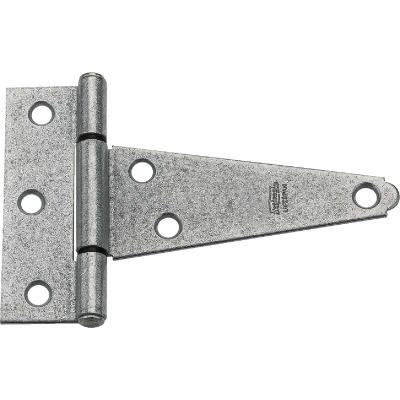 National 4 In. Galvanized Steel Heavy-Duty Tee Hinge