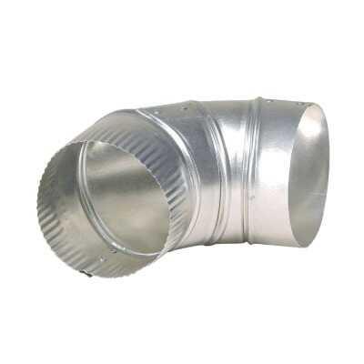 Dundas Jafine 3 In. Aluminum Adjustable Dryer Elbow