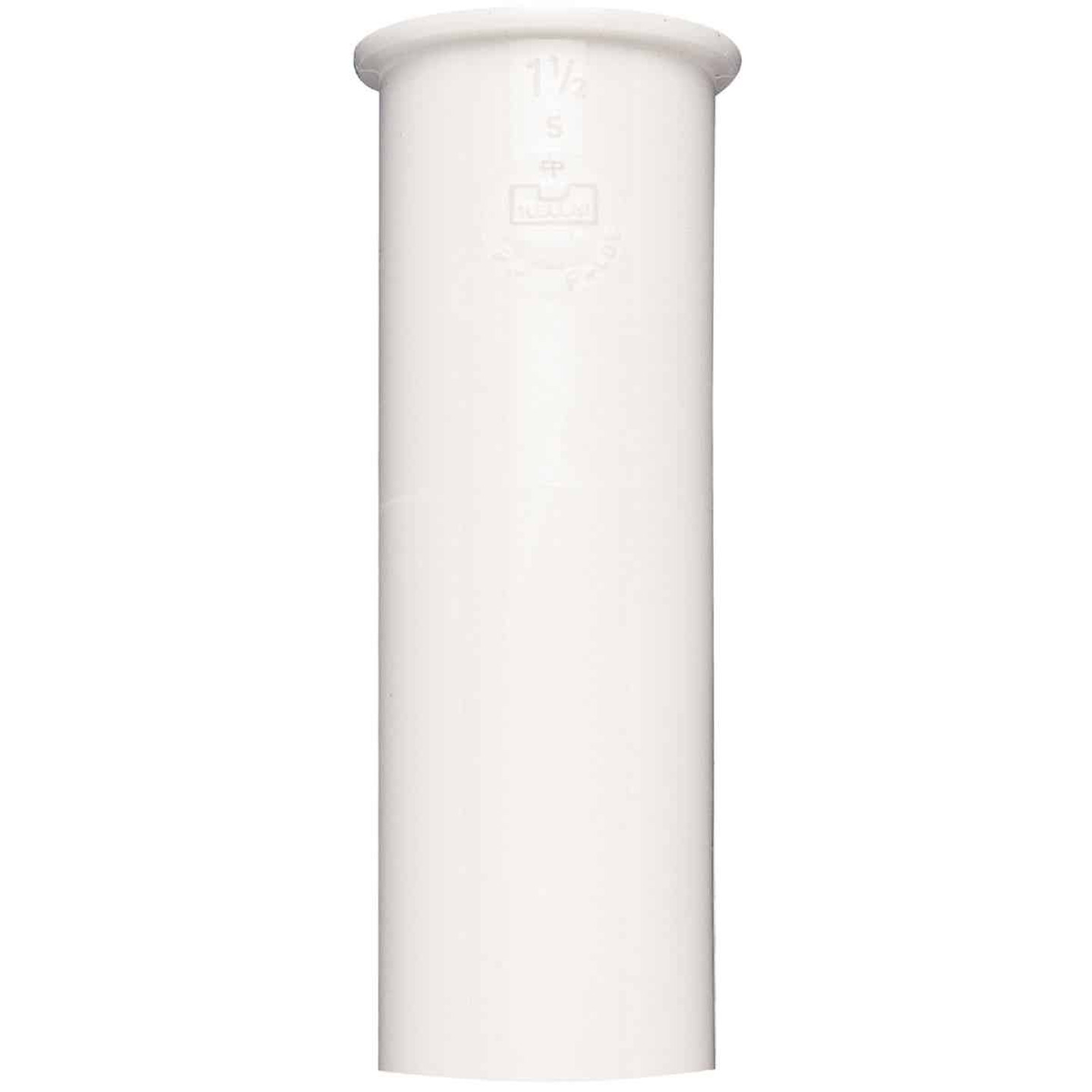 Do it 1-1/2 In. x 6 In. White Plastic Tailpiece Image 2