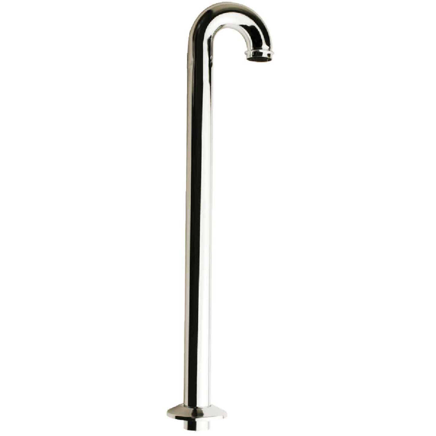Do it 20-1/2 In. x 1-1/2 In. Chrome Plated Floor Tube Image 1