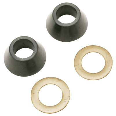 Do it 1/2 In. Black Cone Faucet Washer
