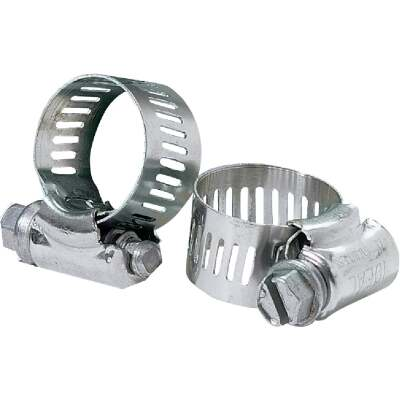 Ideal 11/16 In. - 1-1/2 In. 67 All Stainless Steel Hose Clamp