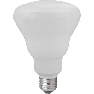 Philips 65W Equivalent Soft White BR30 Medium Dimmable LED Floodlight Light Bulb