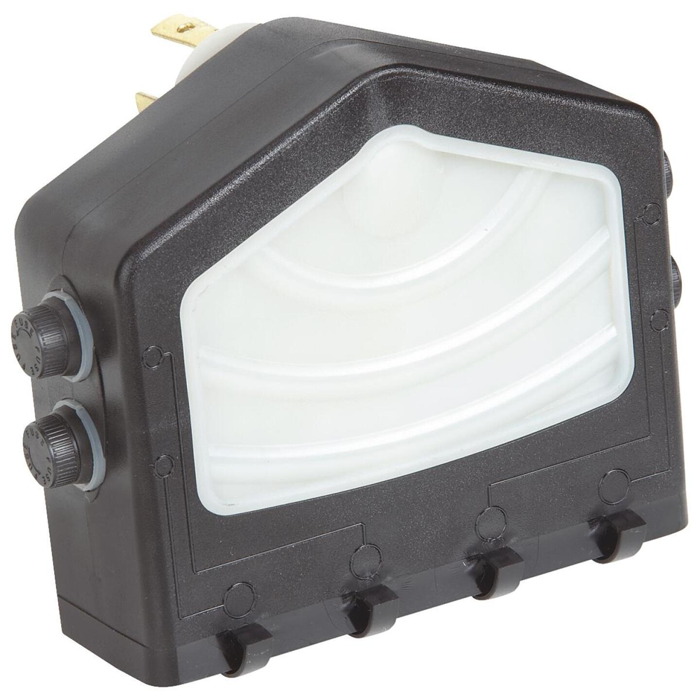 Do it 4-Outlet 30A/250V Generator Adapter Image 1