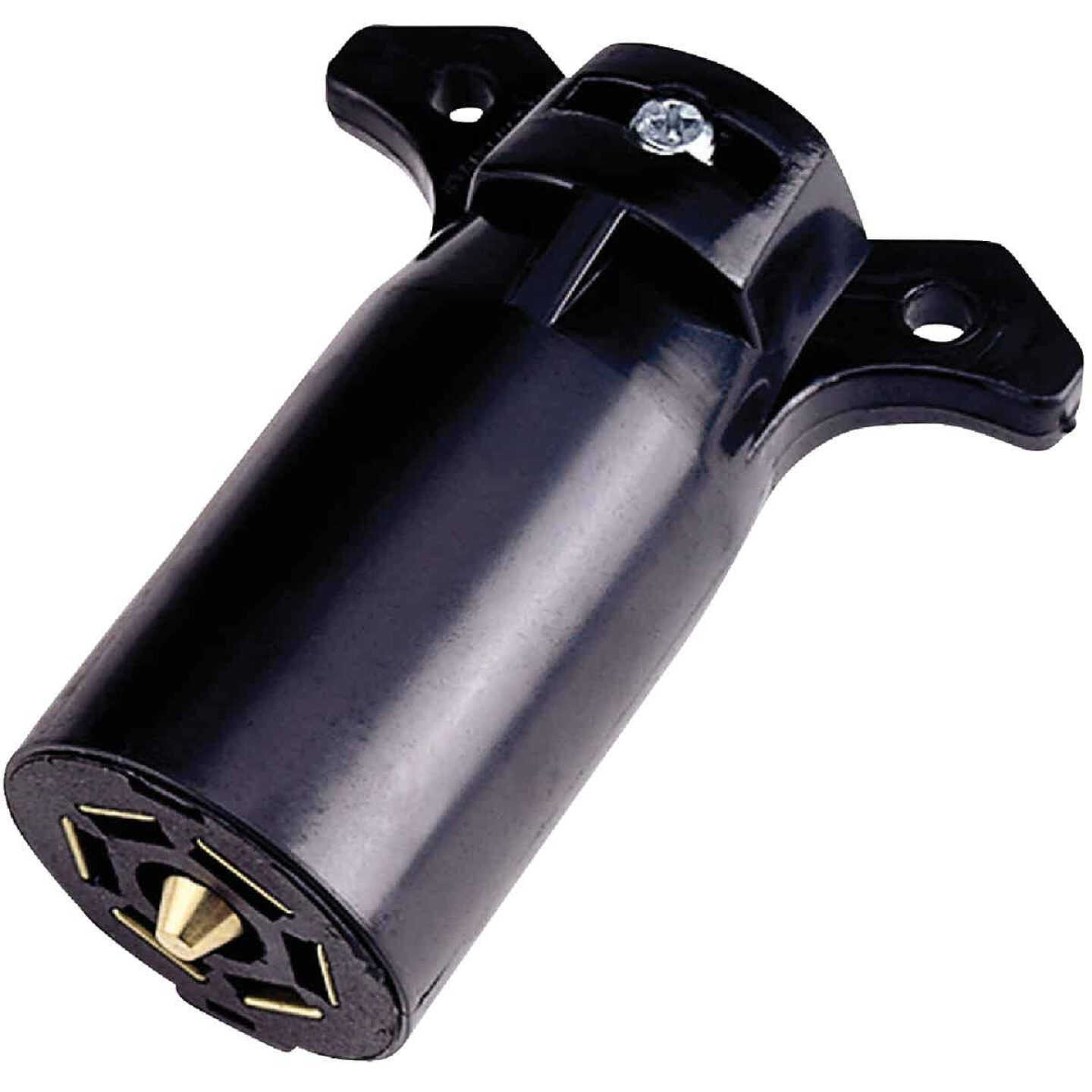 Reese Towpower 7-Blade Trailer Side Connector Image 1