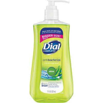 Dial 7.5 Oz. Aloe Antibacterial Liquid Hand Soap with Moisturizer