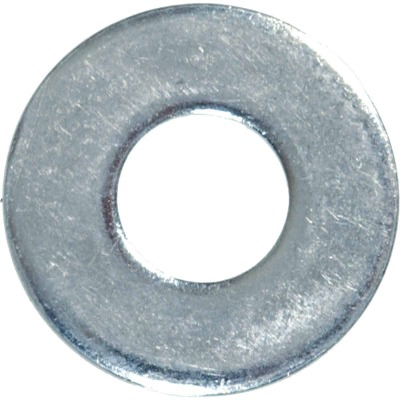 Hillman 1/4 In. Steel Zinc Plated Flat USS Washer (20 Ct.)