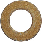 Hillman 3/4 In. SAE Hardened Steel Yellow Dichromate Flat Washer (20 Ct.) Image 1