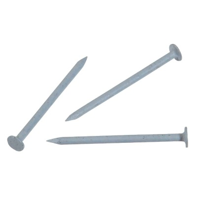 Hillman Anchor Wire 1-1/4 In. 15 ga  Blue Stainless Steel Trim Nails (5 Ct., 6 Oz.)