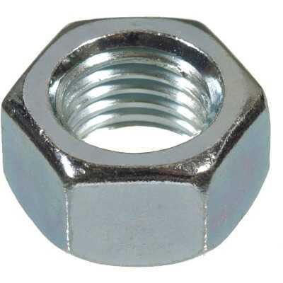 Hillman 1/4 In. 20 tpi Grade 5 Zinc Hex Nuts (100 Ct.)