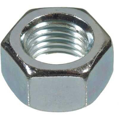 Hillman 3/8 In. 16 tpi Grade 5 Zinc Hex Nuts (100 Ct.)