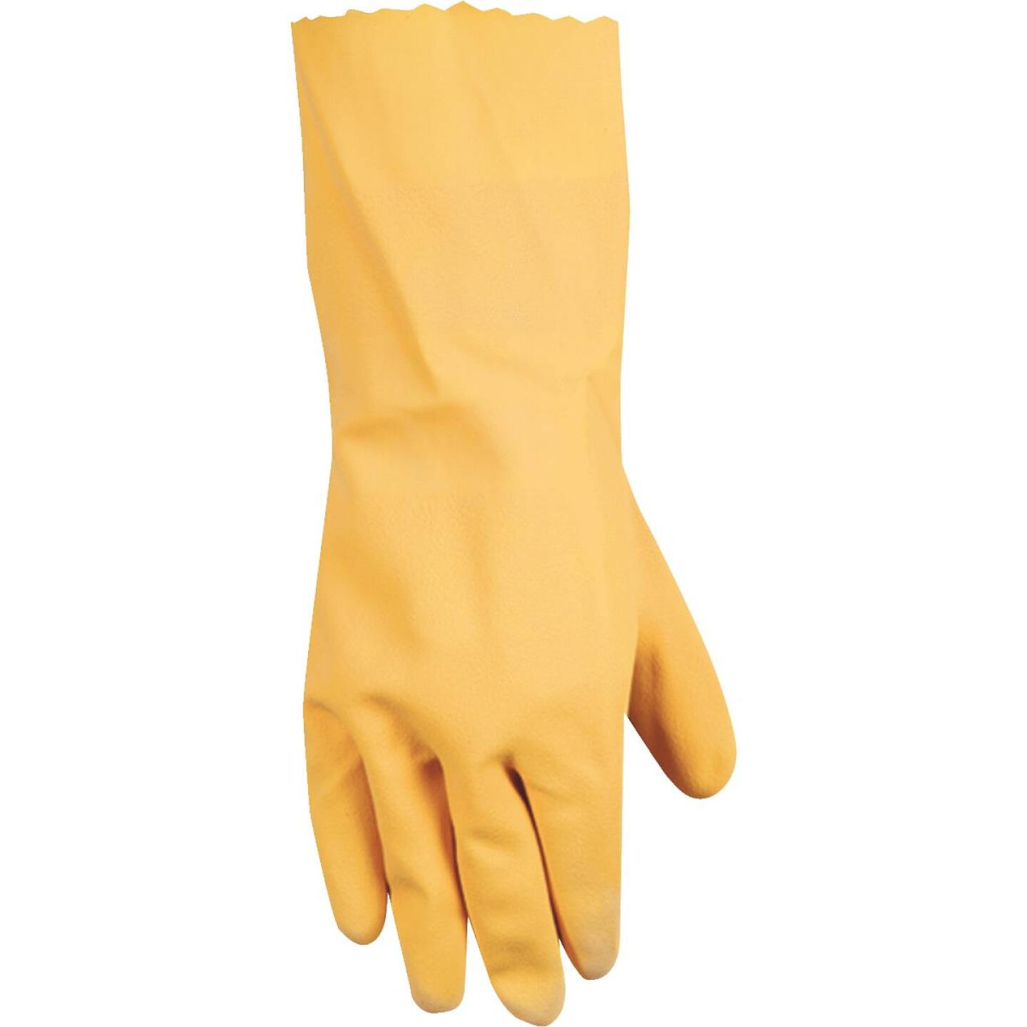 Wells Lamont Medium Latex Stripping Glove Image 2